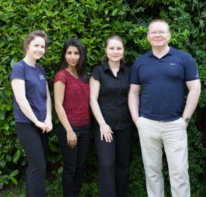 Some of the Alpha Chiropractic Team